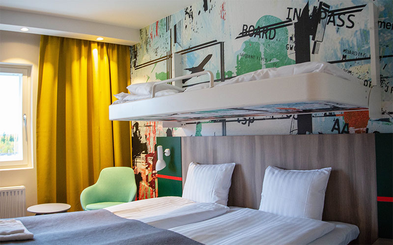 Standard Triple Room+
