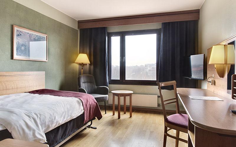 Standard Single Room+
