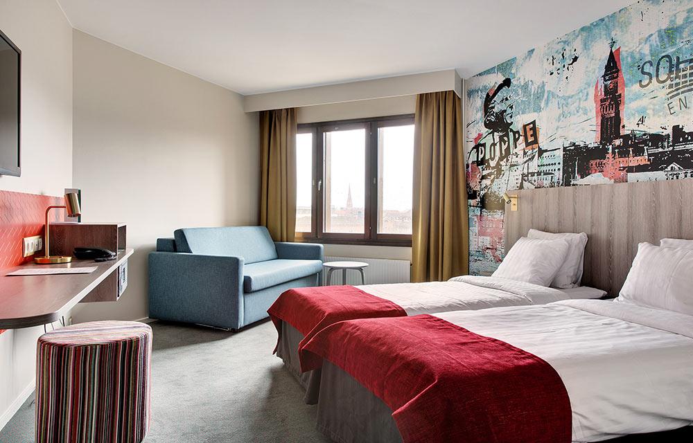 Standard Triple Room +