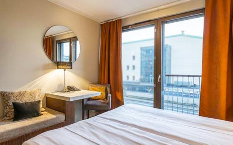 Standard Double Room - Modern