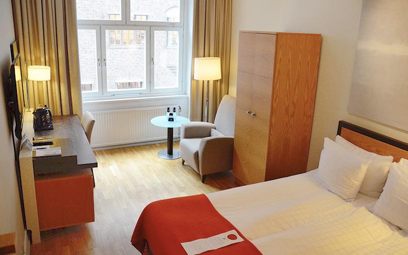 Standard Double Room - Queen bed