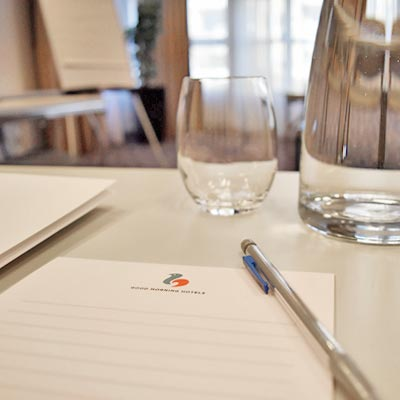 Plan your next meeting with Good Morning+ Nyköping