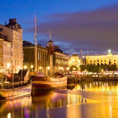 Köpenhamnspaket med övernattning på Hotel Garden