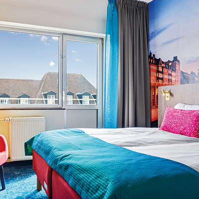 Ligula expands with two hotels in Copenhagen
