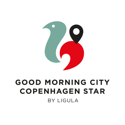 Good Morning City Copenhagen Star