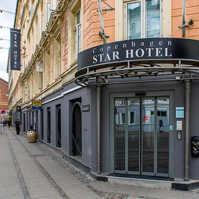 Good Morning+ Copenhagen Star