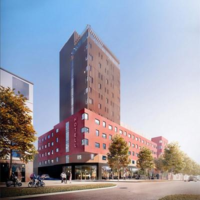 Motel L öppnar i Lund