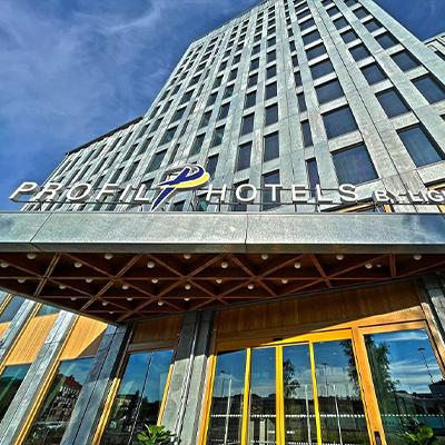 ProfilHotels Halmstad Plaza