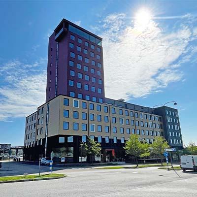 Motel L eröffnet in Lund