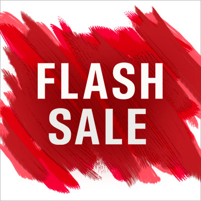 Ligula Flash Sale 2018