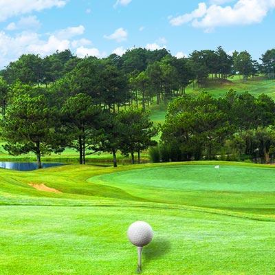 Hotellnätter och härlig golf i södra Skåne