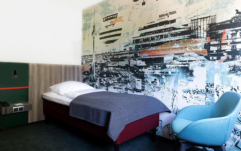 Standard Single Room +