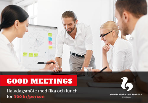 Good Meetings på Good Morning Hotels