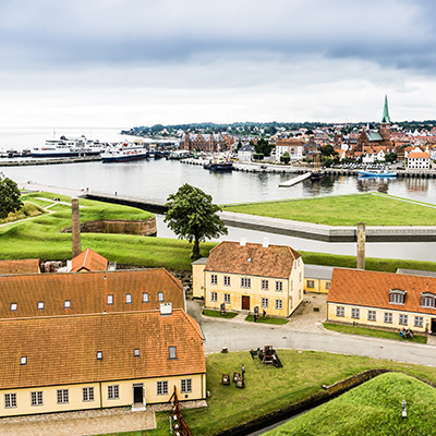 Day trip to Helsingør with overnight stay in Helsingborg