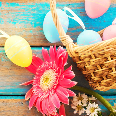 Easter stay with 20% off