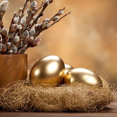 Celebrate Easter Eve at Ronnums Herrgård
