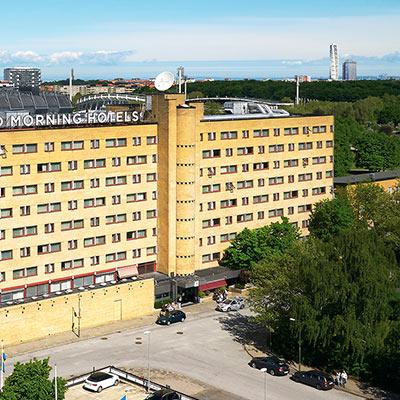 Möten för 6 – 400 personer i Malmö