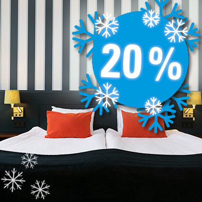 Great Hotel Winter Stay – 20% Rabatt