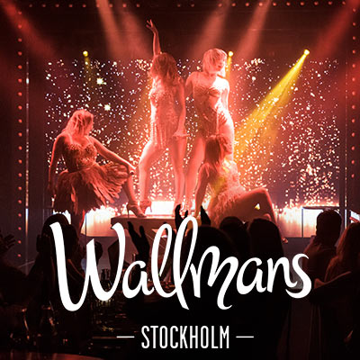 Wallmans dinner show and a night at Central Hotel in Stockholm