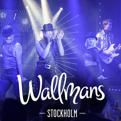 A Wallmans' show & hotel stay at Hotel Riddargatan, Stockholm