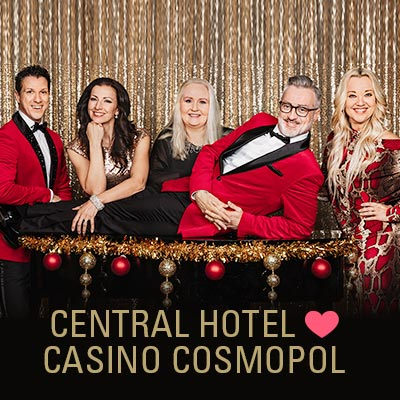 Central Hotel & the Casino Cosmopol Christmas Show