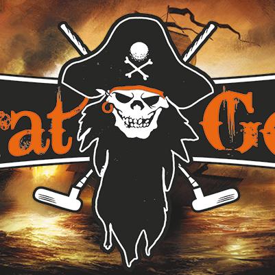 Piratgolfpaket i Karlstad inkl övernattning på Good Morning Karlstad City!