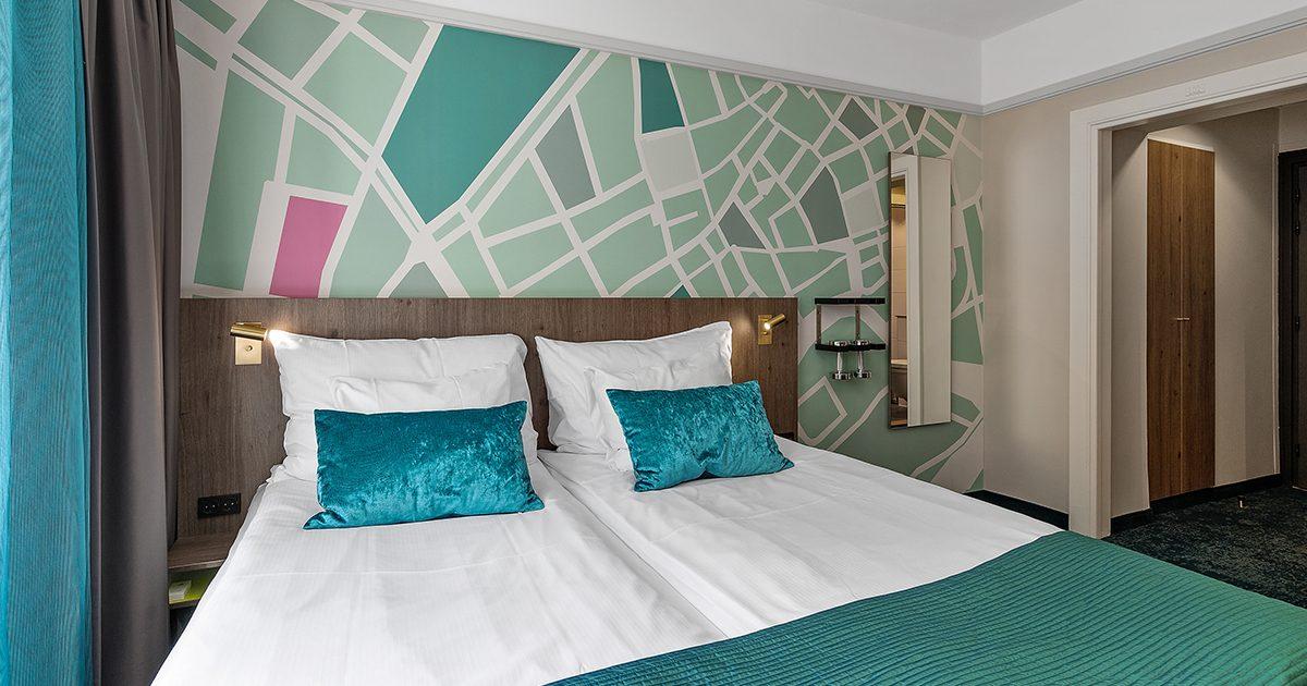 Richmond Hotel - Centralt hotell i Köpenhamn   Officiell webbplats
