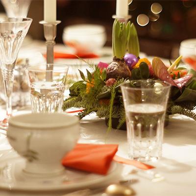 Julbord på Calmar Stadshotell