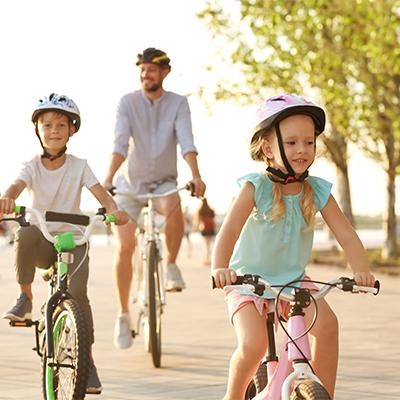 Utforska Örebro med cykel! Bo bekvämt på Good Morning Örebro