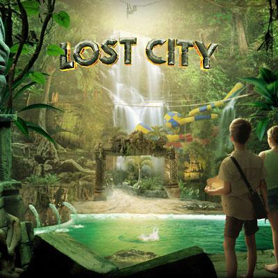 Bo på Good Morning Örebro- ett stenkast från Lost City