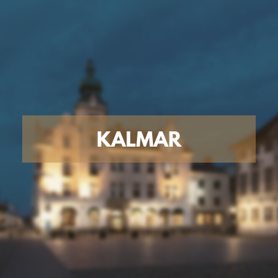 Treat yourself with a beautiful weekend in Kalmar!