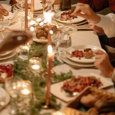 Julbord och hotellnatt i centrala Jönköping